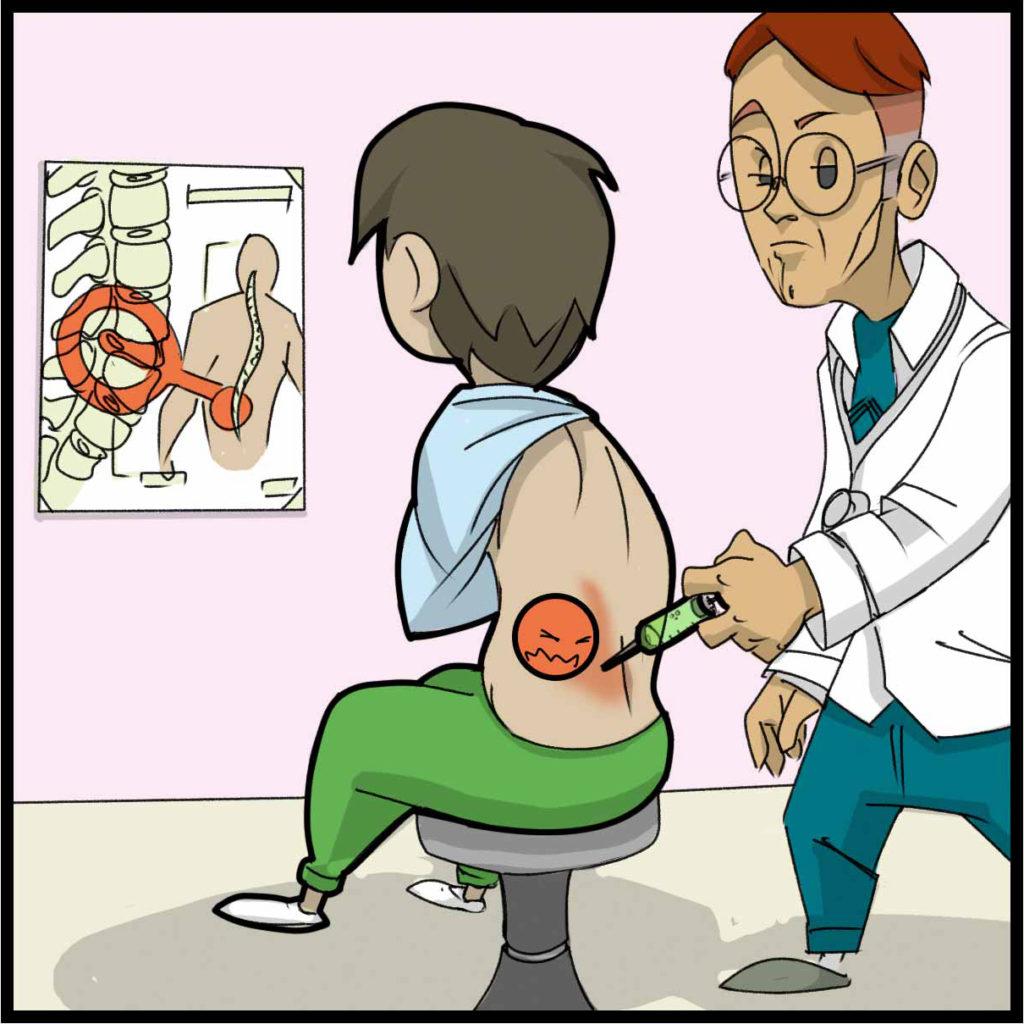 Oft vergeht viel Zeit mit der Behandlung von Symptomen verloren.